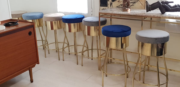 #6177-IGG - Bar Stools (Singles or Multiples)