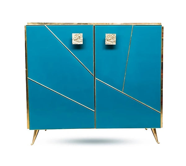 #6058-CGGG - Custom Glass Cabinet