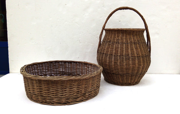 #6491 - Wicker Baskets