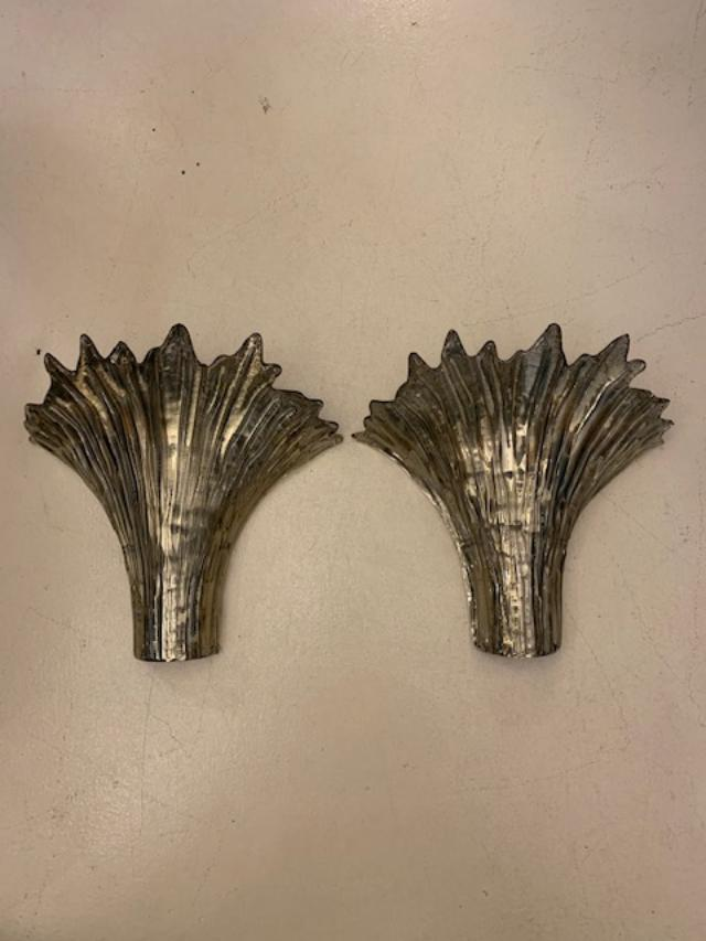 #5148-PIGG - Pair of Murano Sconces