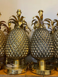 #5101-RUGG - Pair of Murano Lamps