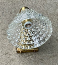 #5091-PUGG - Pair of Murano Glass Sconces