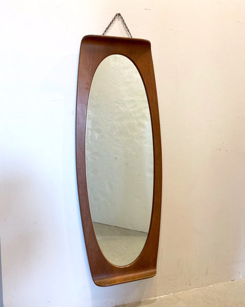 #6825-PCGG - Mirror by Campo & Graffi, Ca. 1960