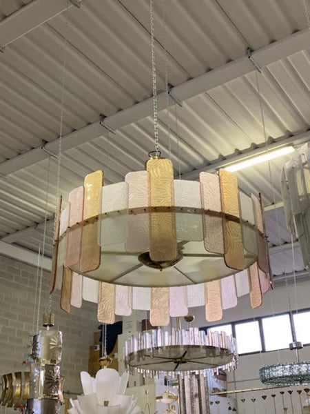 #5005 - Murano Glass Chandelier (2 Sizes)