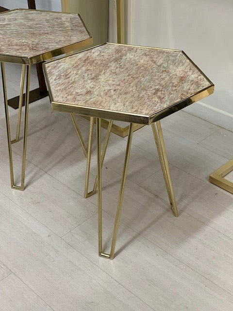 #6158-PUGG - Tables (Singles or Pairs)