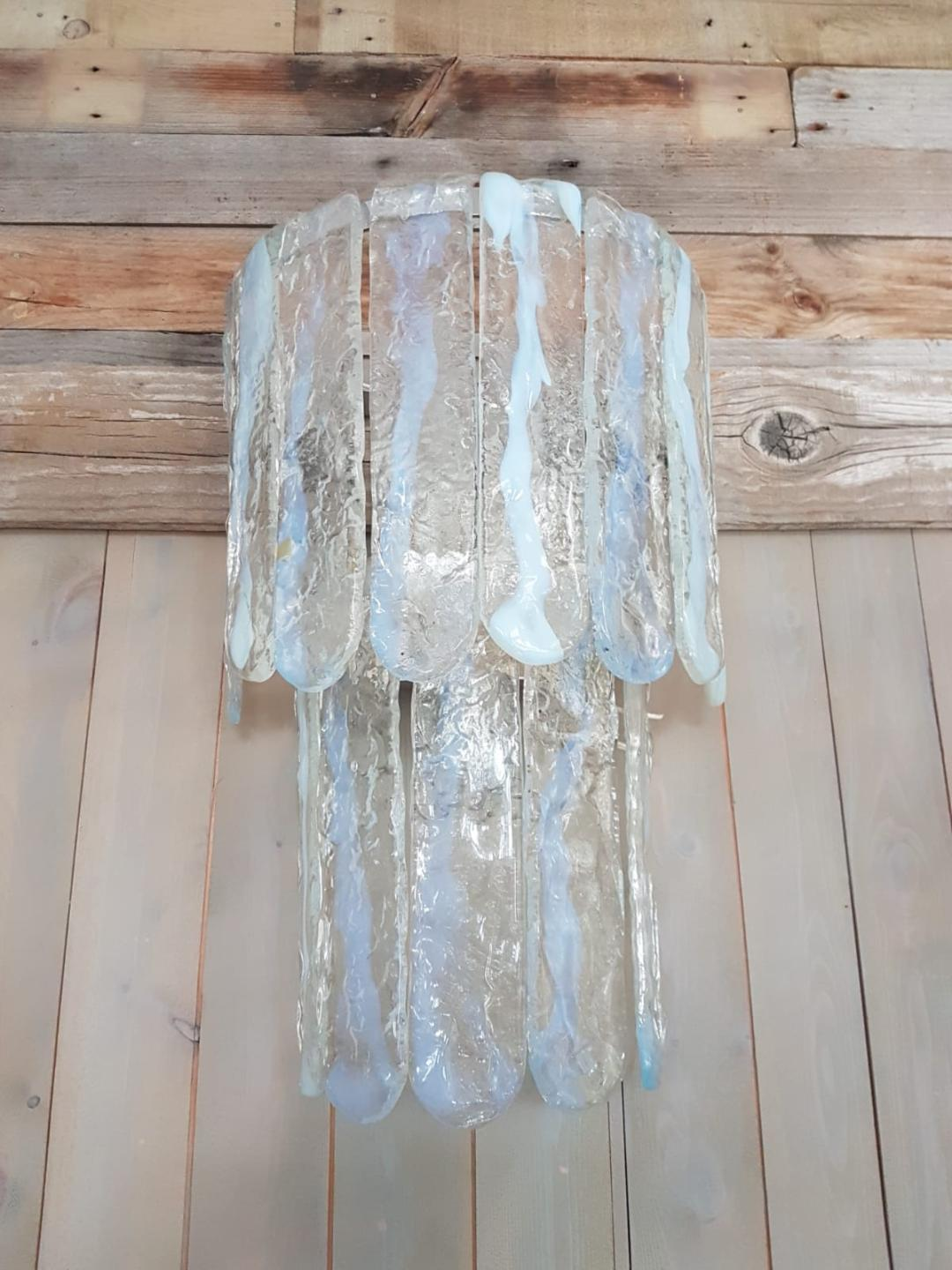 #5642-UCGG - Glass Sconce