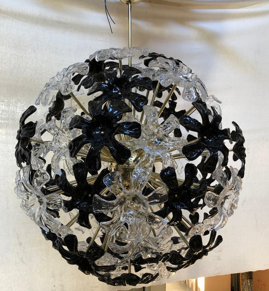 #6013 - Murano Chandelier (2 Sizes Available)