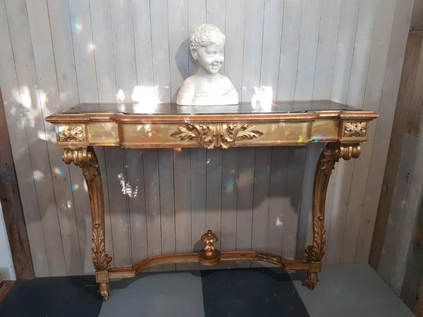 #6038-RUGG - Console Table