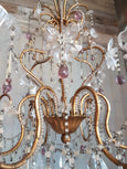 #6614-PAGG - Crystal Chandelier
