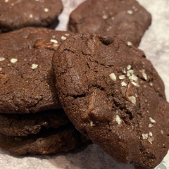 Spicy Chocolate Krampus Cookie Recipe