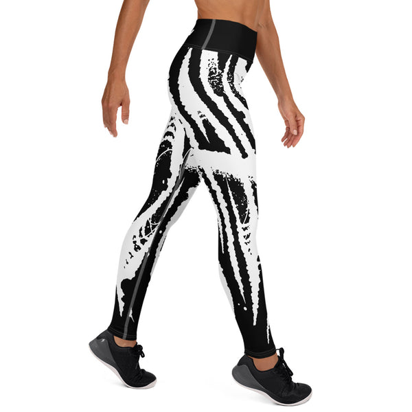 Shredded Yoga Leggings