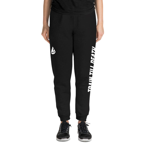 Train Till Death Unisex Joggers