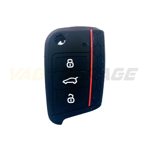 GTI Honeycomb Silicone Key Cover MK7 GTI (2003 - 2012) - VAG Garage Australia ® - VW/AUDI Aerokits, Aftermarket Parts & Accessories.