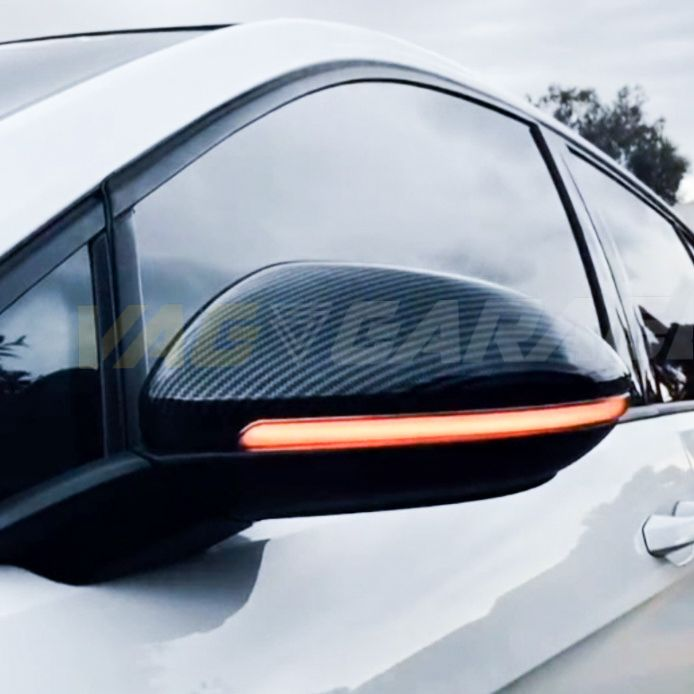 VGA Smoked LED Sequential Indicators - (VW MK7/7.5 models / 2013 - 2020) - VAG Garage Australia ® - VW/AUDI Aerokits, Aftermarket Parts & Accessories.