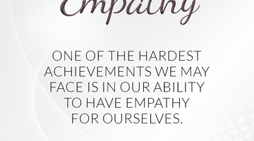 Defining Thoughts - Day Eighteen - Empathy