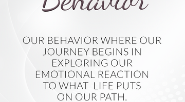 Defining Thoughts - Day Twenty-Five - Behavior