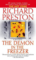 Book Review - The Demon in the Freezer - Richard Preston