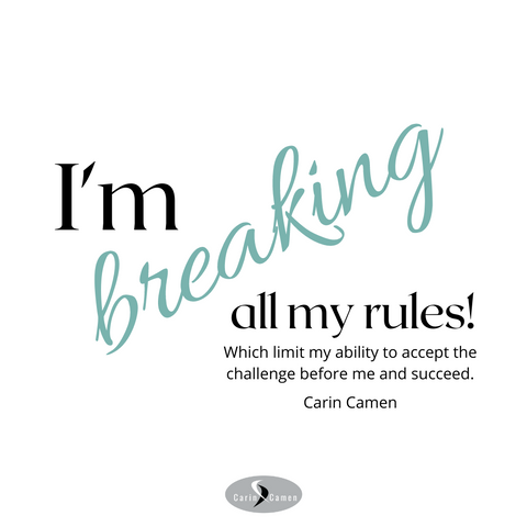 Text with breaking accented in teal.