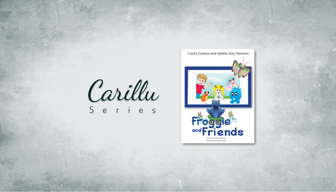Carillu series showing books in the series.