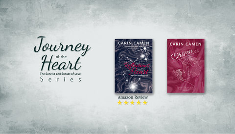 The Journey of the Heart Series includes Reflections of the Heart and Driven...