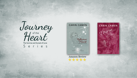 Journey of the Heart Series showing books within the series.