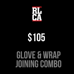 Gloves & Wraps - BUY