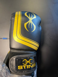 16oz gloves learher