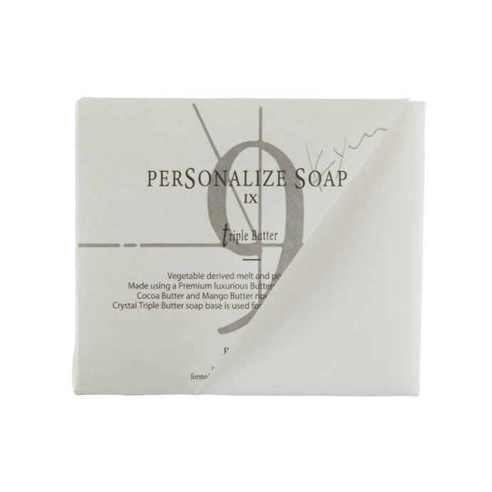 PERSONALIZE SOAP Ⅸ Triple Butter