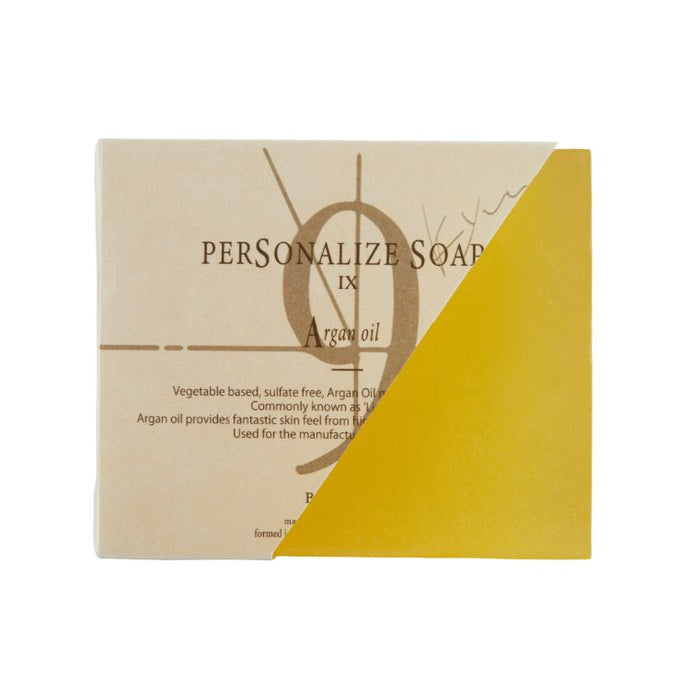 PERSONALIZE SOAP Ⅸ Argan Oil