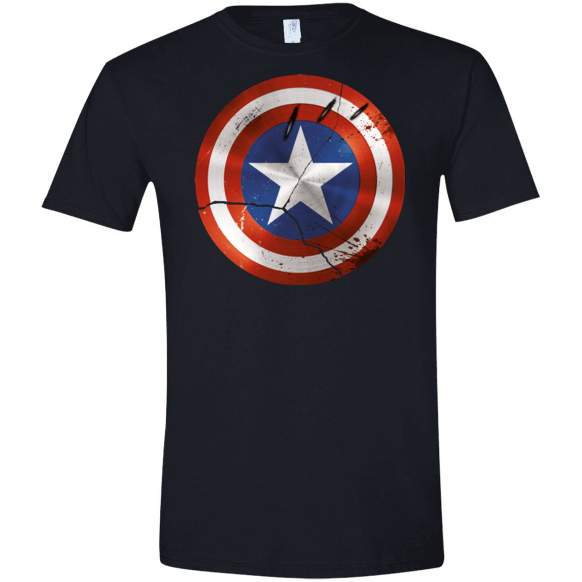 Civil War Men s Semi Fitted Softstyle