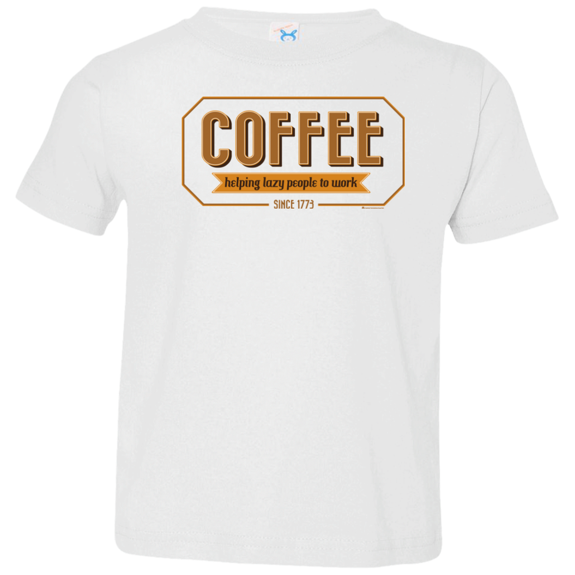Coffee For Lazy People Toddler Premium T Shirt
