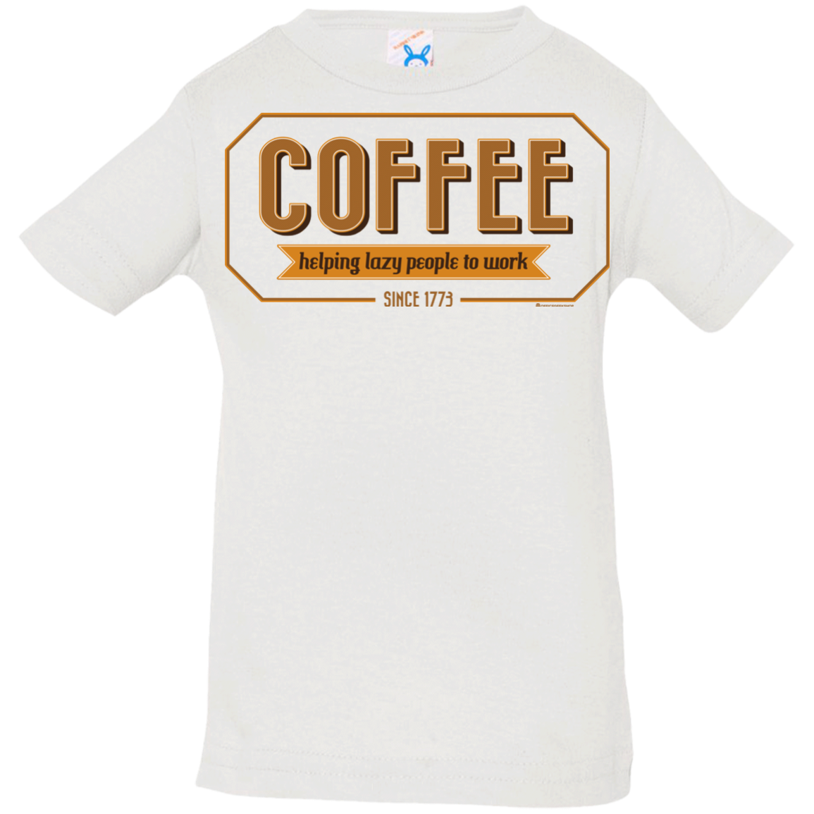 Coffee For Lazy People Infant PremiumT Shirt