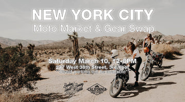 New York City Moto Market and Gear Shop