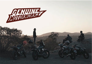 Everything  you want or need for your motorcycles - Brooklyn New York - Genuine Motorworks