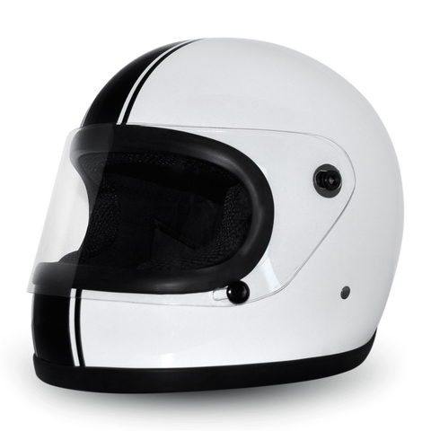 Daytona full face Retro Ride helmet