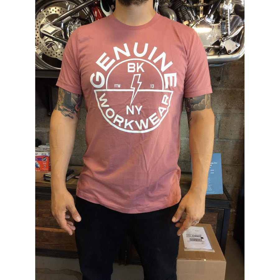 Genuine Motorworks Lightning Tee