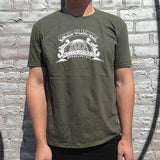 Genuine Motorworks Hunter Green Tee