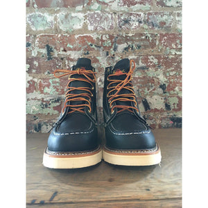 "Thorogood 6"" Moc Toe Black 814-6201"