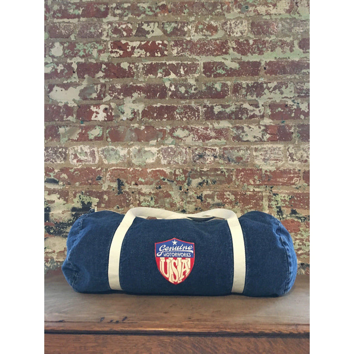 Genuine Motorworks Denim Duffel
