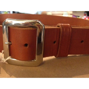 Centennial Trading Leather Belts, Tobacco
