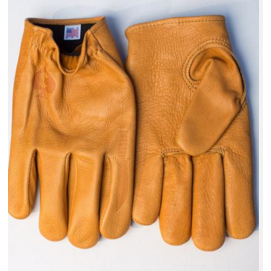 Choppahead Defender Gloves - Kevlar Lined - Tan
