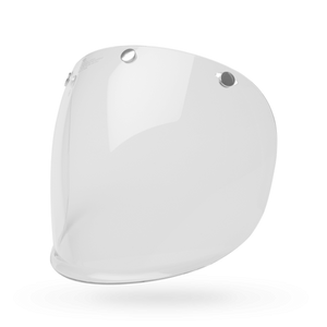 Bell 3-Snap Flat Shield, Various Colors