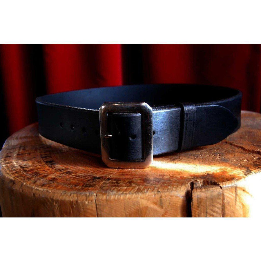 Idaho Leather Co. Belt