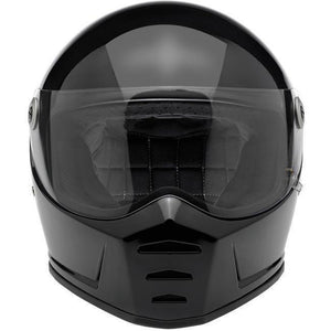 Biltwell Lane Splitter Helmet, Gloss Black