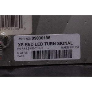 Lazer Star signal/taillight/running light