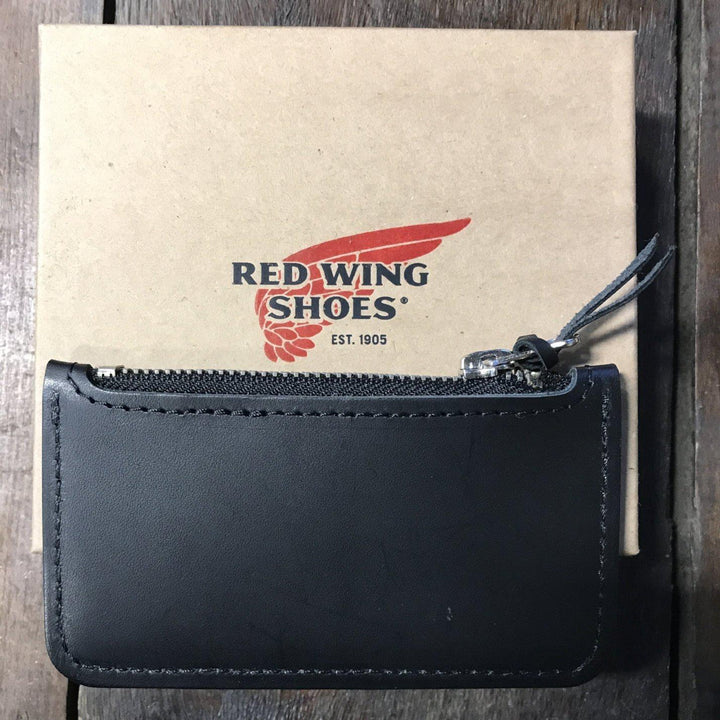 Red Wing Zipper Pouch