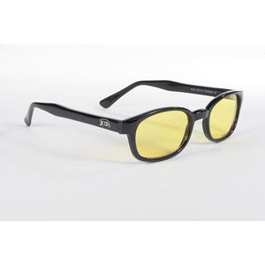 KD Originals, Black/ Yellow Lens