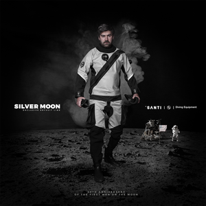 Exclusive Drysuit Line: Silver Moon