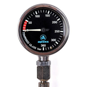 Submersible pressure gauge