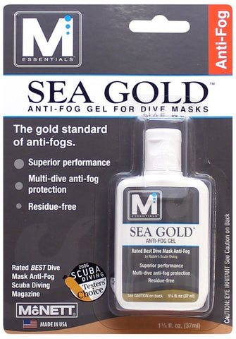Sea Gold Anti Fog Gel